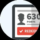 2. Redeem Points